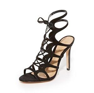 SCHUTZ Laurine Lace-up Sandals